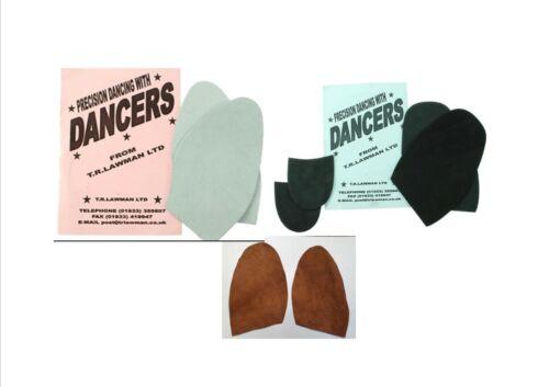 Ladies Dance Suede Soles Heels SUEDE BRUSH ADHESIVE SHOE GLUE TAN BLACK OR GREY