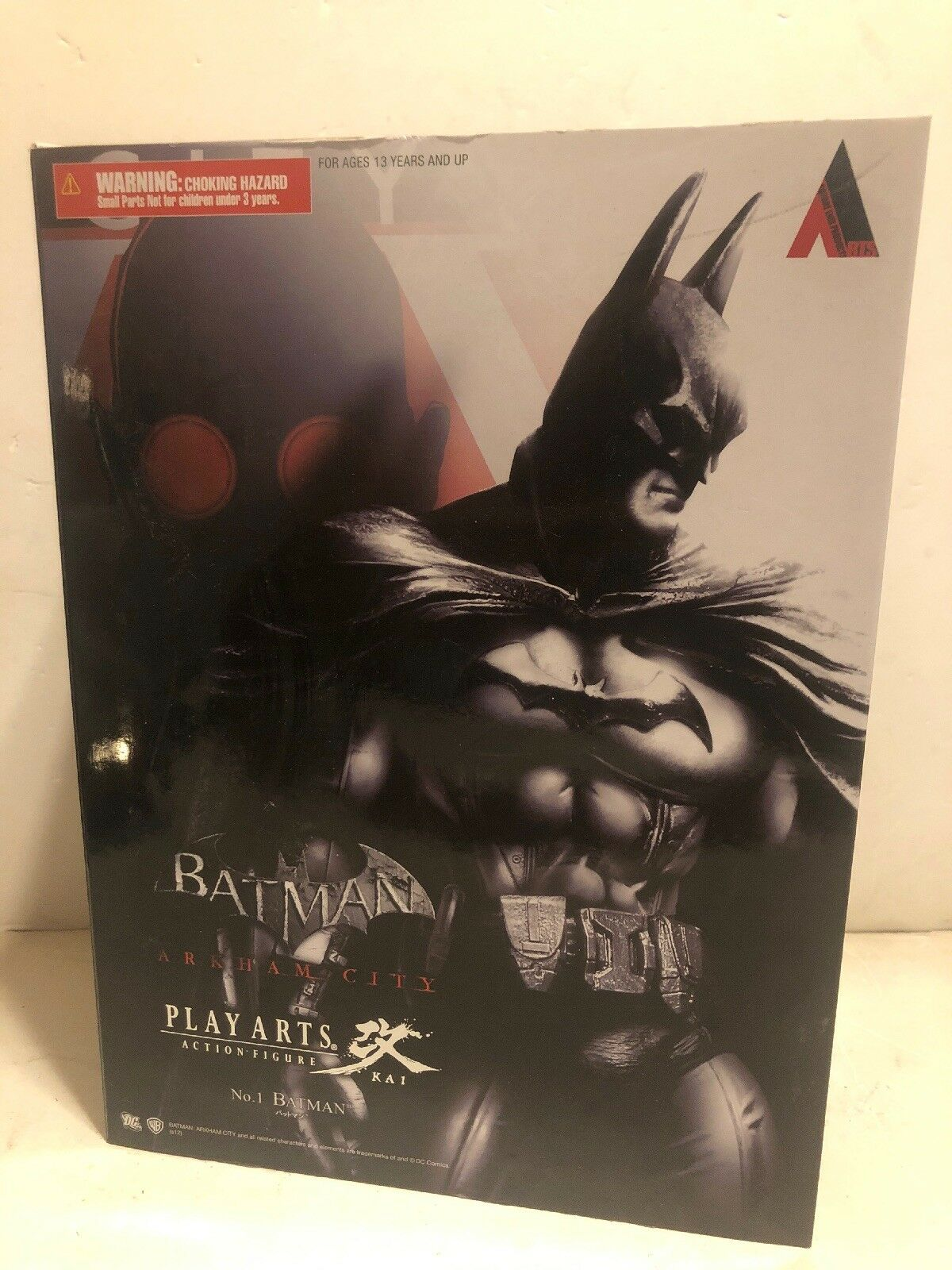 Play Arts KAI Batman Arkham City Figure