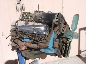 Calif 1959 1960 pontiac 389 engine block head intake bonneville image is loading calif 1959 1960 pontiac 389 engine block head publicscrutiny Images