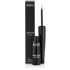 liquid eyeliner brush. image is loading kiko-liquid-eyeliner-extra-black-shiny-amp-brilliant- liquid eyeliner brush s