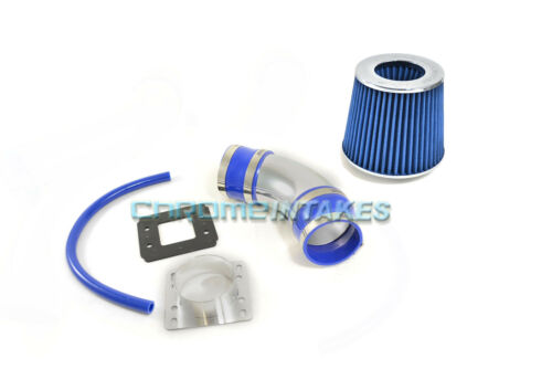 BLUE AIR INTAKE INDUCTION KIT FOR 86 87 88 89 TOYOTA CELICA ST//GT//GTS 2.0L 4CYL