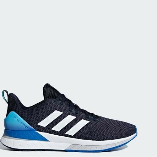 brand new ca29a 1333b Adidas B44801 Uomo Questar TND TND TND Running shoes navy white blue da  Ginnastica 578c58 ...