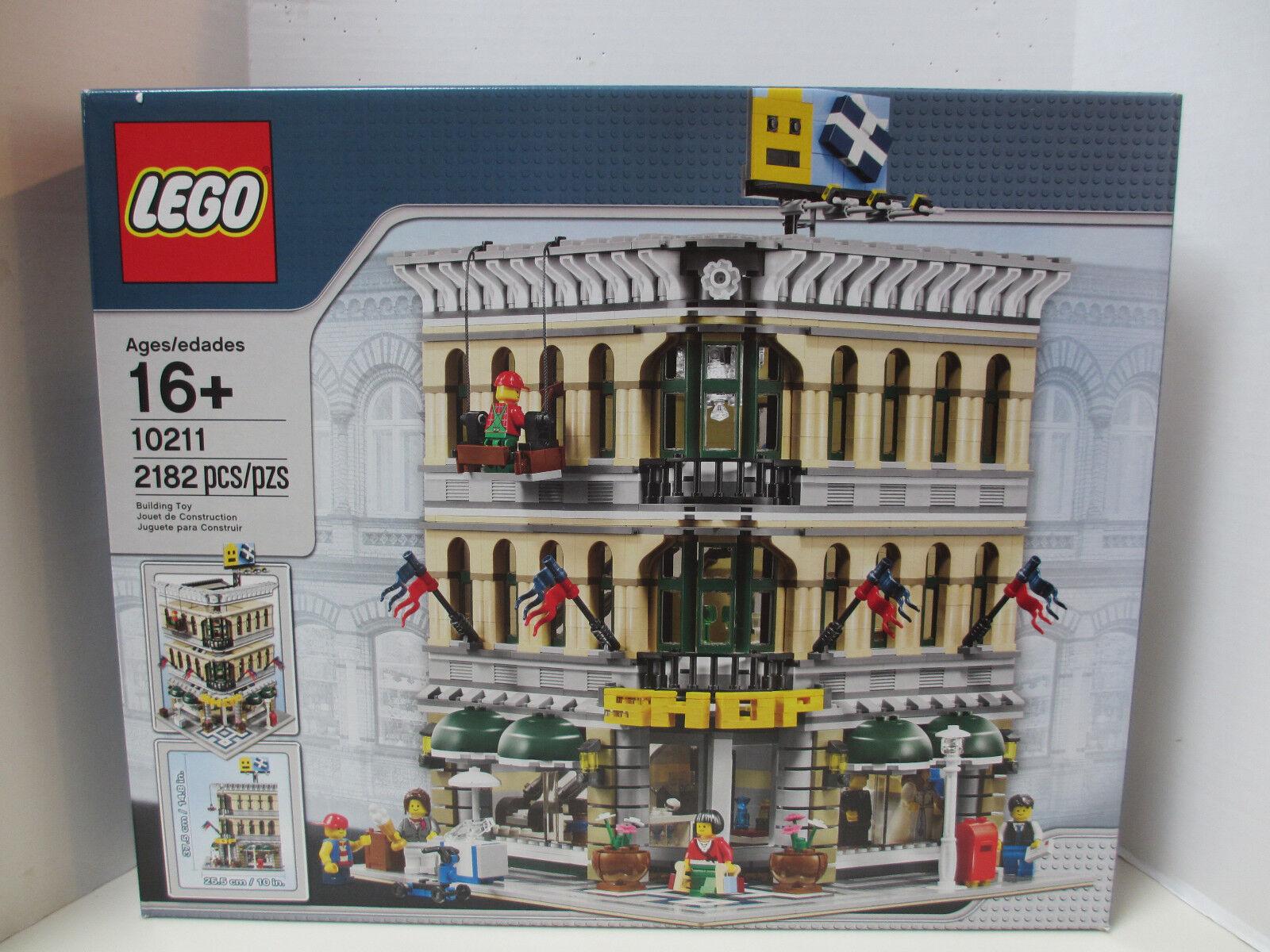 Lego 10211 Grand Emporium neuf en boîte scellée