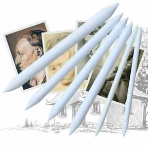 6-Pieces-Kit-Stick-Tortillon-Sketch-Blending-Smudge-Drawing-Stump-Pen-Art-Tool