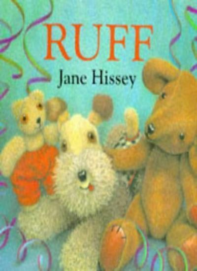 Ruff (Old Bear) By Jane Hissey