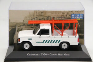 1-43-Altaya-Chevrolet-C-20-Cemig-Minas-Gerais-Diecast-Toys-Car-Models-Collection