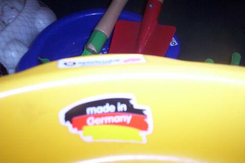 Kleinkindspielzeug Spielstabil  Siebe und Sandschaufeln
