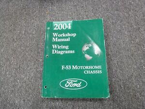 2004 Ford F53 Motorhome Chassis Electrical Wiring Diagrams Service Repair  Manual | eBay | Ford F53 Motorhome Chassis Wiring Diagram |  | eBay
