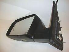 08-13 Toyota Tundra Sequoia Left Driver Side Signal Door Mirror OEM Chrome