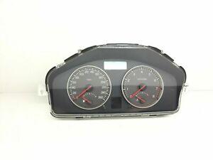 Volvo-V50-S40-C30-Km-H-Compteur-de-Vitesse-Instrument-Cluster-Speedo-30728642