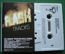 Flash Tracks Irena Cara Shakatak David Essex Blancmange + Cassette Tape - TESTED