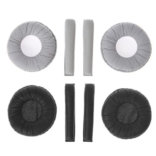 Replacement Earpads Ear Pads Cushion Pad For Sennheiser PX100 PX200 Headset