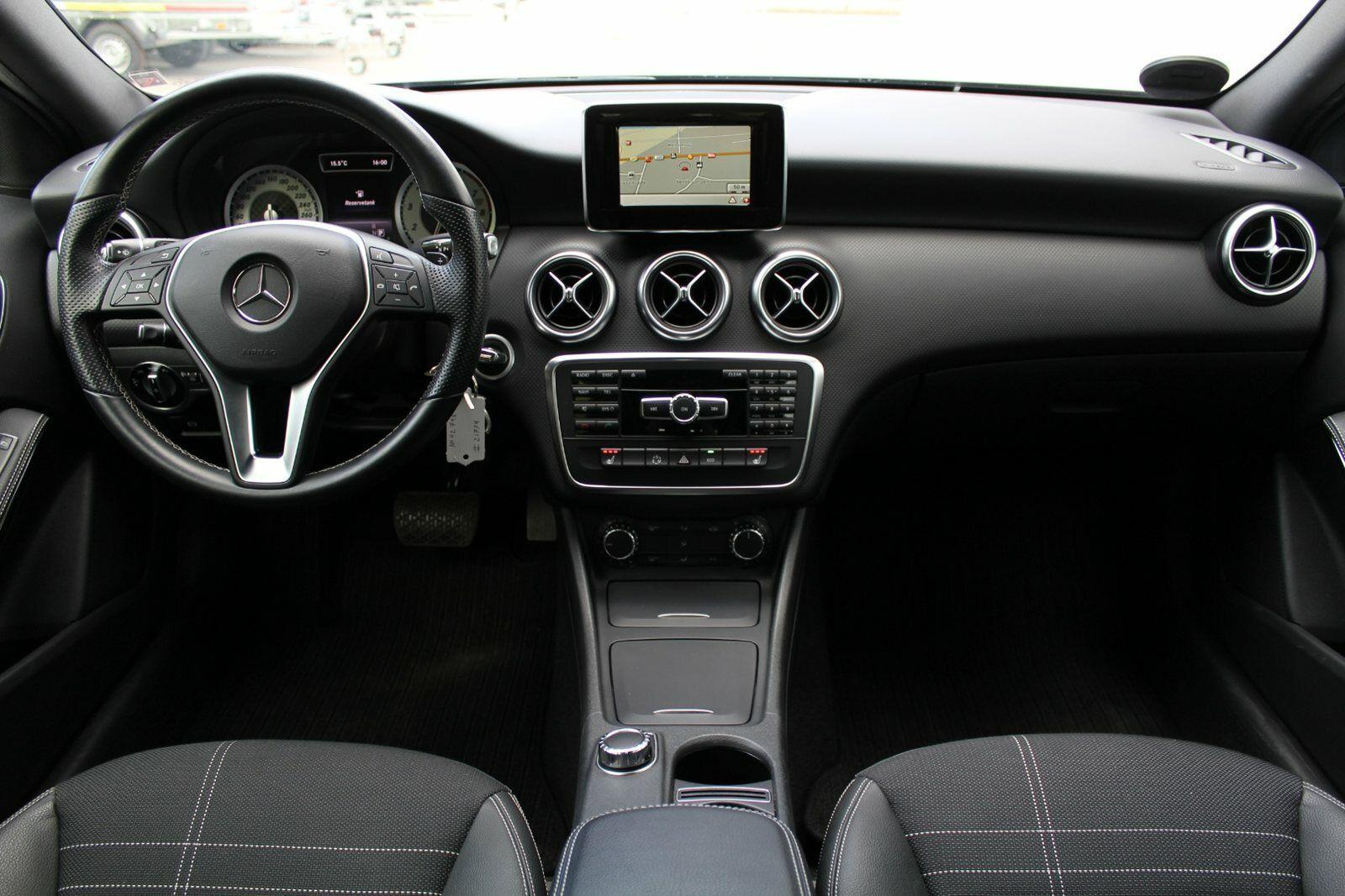 Mercedes A180 1,6 aut. - billede 5
