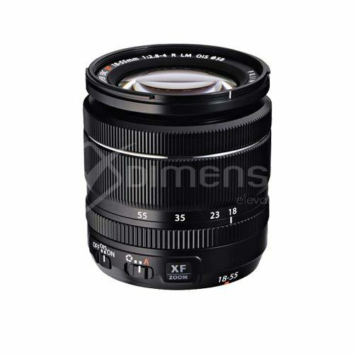1 of 1 - Fujifilm XF 18-55mm F2.8-4R F/2-4R Black Lens Bulk Brand New BNIB