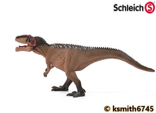 Schleich jeune Giganotosaurus solide Jouet en Plastique Dinosaure Jurassique Animal Nouveau