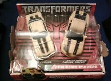 Transformers Bumblebee Evolution figures new and sealed