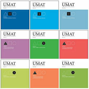 UMAT-Preparation-Material-Total-of-9-books