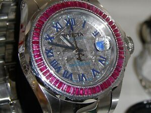 Invicta-model-5171-meteorite-dial-COSC-only-one-on-line-4-sale-at-this-time