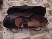 Birkenstock-footprints Annapolis 36n L5 Brown $125.00