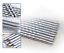 Chopsticks-2-5-10Pairs-Metal-Reusable-Korean-Chinese-Stainless-Steel-Chop-Sticks thumbnail 2