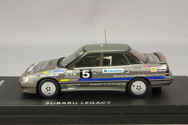 ENIF 1 43 43 43 Subaru Legacy World Speed   Endurance Speed Car from Japan 64a756