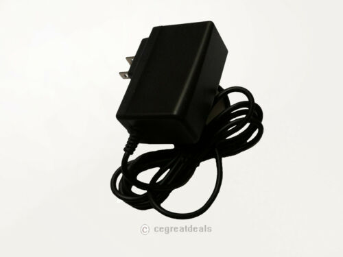 6V AC Adapter For Horizon LS625E EX55 Elliptical Wall Charger Power Supply Cord