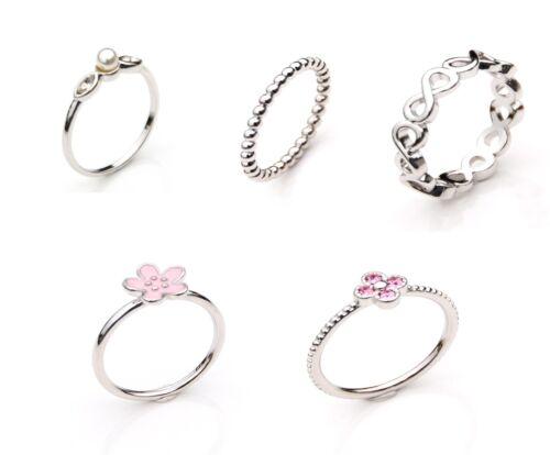 Ringe Verschiedene Größen Modelle Young Girls Teenager Ideal Weihnachten Present