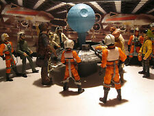 Star Wars Custom Cast Death Star Briefing Console Display Rogue One Diorama