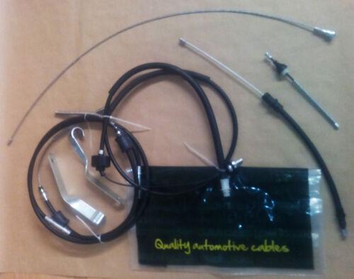 Clutch Cable VW Polo 1.0i 1.3i 1.4i 1.6i 1.9D 94-00