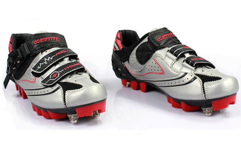 Mountian MTB Race Bike Cycling shoes Size   8.5   9 or   43   44