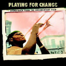 Playing For Change- Original Soundtrack CD OOP