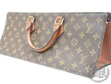 AUTH PRE-OWNED LOUIS VUITTON SP ORDERED MONOGRAM SAC TRIANGLE BAG M51360 142392