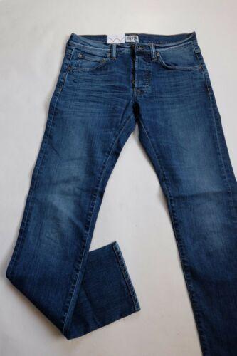 Jeans 55 Relaxed Cs Usato Uomo Night Edwin Ed Medio Affusolata Blu Gamba Viaggio qr64qtnx
