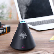 Mini Volcano Air Humidifier USB With LED Night Light Multi Colors Home Office