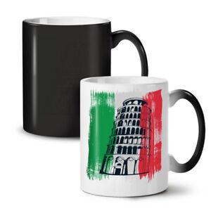 Italy NEW Colour Changing Tea Coffee Mug 11 oz   Wellcoda