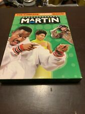 Martin: The Complete Second Season (DVD, 2007, 4-Disc Set)