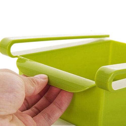 Mehrzweck Schieber Küche Kühlschrank Gefrierschrank Raum Lagerregal Neu