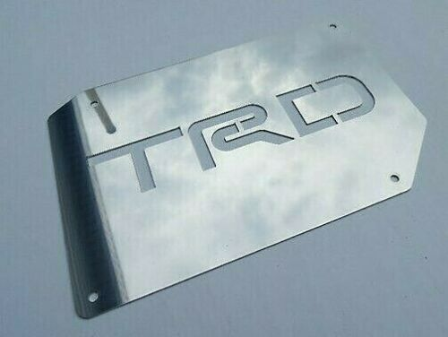 Toyota Chaser Cresta Mark II 90 Fuse Box Stainless Steel Cover Top Plate Panel