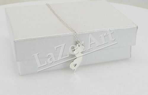 New Jersey Collier-Argent Sterling Bijoux-Or-Or Rose-Graver