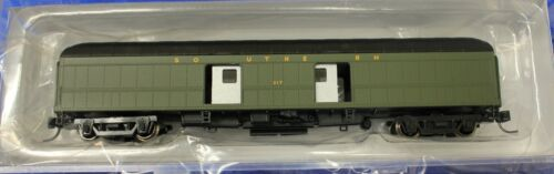 N Scale WHEELS OF TIME 395 SOUTHERN RAILWAY BaggageExpress Car # 317