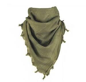 distribuidor mayorista 62446 d62aa Detalles de Shemagh Verde oliva - Pañuelo Palestino militar casual -  bufanda estilo árabe