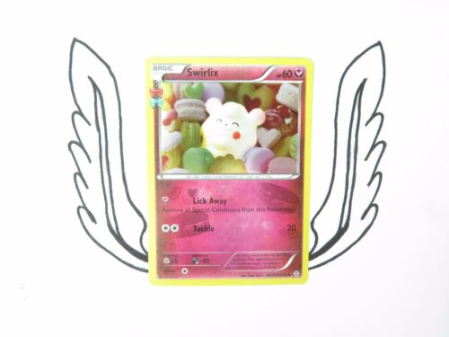 Un Pokemon XY Generations Radiant Collection EX Holo Common Sinlge Cards!