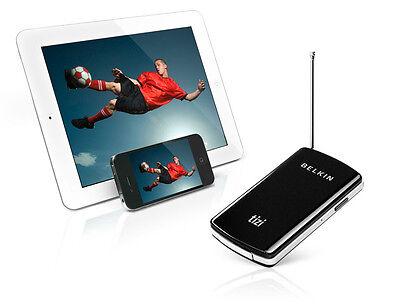 NEW Belkin Tizi Mobile TV ACC iPad Air Mini iPhone iPod MacBook DVB-T F8Z890cw