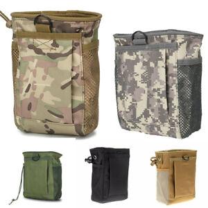 Schwedische Armee G/ürteltasche Ledertasche Magazintasche Patronentasche Leder
