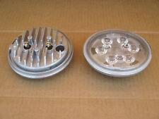 New Listing2 Led Headlights Lamps Bulbs 4410 18w 18 Watt 45 4 12 Par36 12v