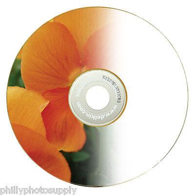 image relating to Printable Dvd Rs referred to as Delkin Archival Gold DVD-R \u201c100 12 months Disc\u201d Inkjet Printable Seem-Binder of 10 eBay