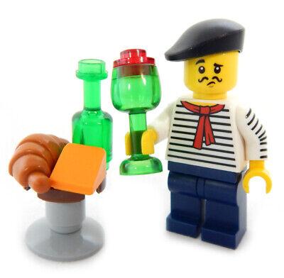 Food Bread Croissant White x 10-10243 102555 NEW LEGO Figure Accessory