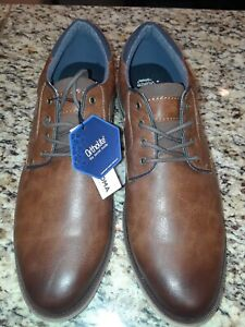 Freer Dress Shoes Brown SIZE