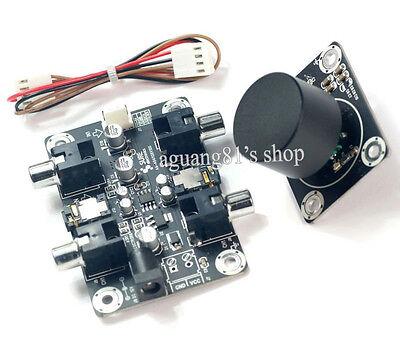 Digital Hifi Amplifier Stereo Audio Volume Control Combo Kit