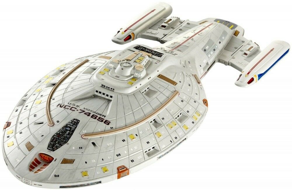 Geruomoy Level 04801 estrella Trek 1 670 Series NCC-74656 USS Voyager JAPAN F S J6231